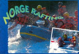 NORGE RAFTING 2D