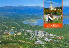 LAKSELV FLY