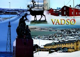 VADSØ COLLAGE
