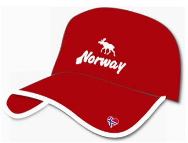 Norway Elg caps